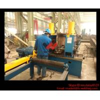 China Long Lifespan High Speed H Beam Straightening Machine for H Beam Welding Line Equipment wholesale