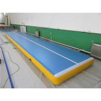 China Outdoor Air Tumble Track Water Gymnastics Mat For Women Leakage - Proof wholesale