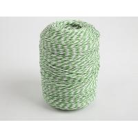Buy cheap China Manufacturer electric fence PE fence poly rope for farm fence for cattle from wholesalers