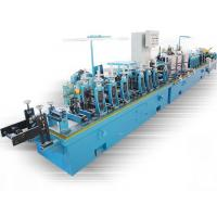 China SS Tube Mill Line Welding SS 304 201 Mild Steel Pipe Mill Tube Making Machine wholesale