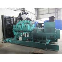 China Cummins Diesel Genset Water Cooled 600KW / 750KVA Cummins KT38-GA wholesale