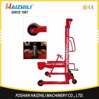 China Best selling material handling equipment high quality manual oil drum stacker wholesale