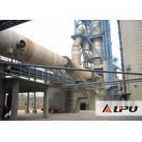 China 16-5000 T / D Active Lime Rotary Kiln for Metallurgy And Chemical Industry wholesale