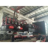 China Auto C & Z Purlin Roll Forming Machine For Light Steel Structure Buildings wholesale
