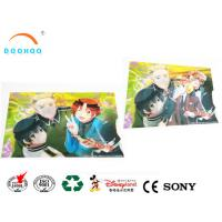 China Moving Change Effect Lenticular Printing Services Postcard Sticker wholesale