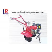 China Agricultural Tractor Tillers and Cultivators 170F Diesel Engine Farm Hand Tractor ISO Approved wholesale