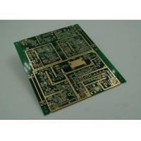 China Thick Gold Ginish Universal PCB Board High Density with PADs / IC Leads wholesale