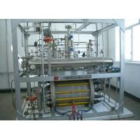 Quality Automatic O2 H2 Hydrogen Generation Plant With PLC System 99.999% 30 m3/h for sale