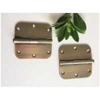 China Ac Ab Type 4 Inch Security Door Hinges  , External Door Hinges Lift Off Loose Pin wholesale
