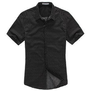 China Cotton Slim Fit Shirts (LC132) wholesale