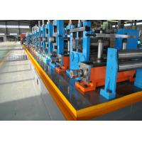 Buy cheap High Frequency Welding Pipe Making Machine and ERW Steel Pipe Production Line from wholesalers