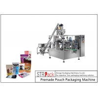 Buy cheap Chemical Powder Fertilizer Powder Packaging Machine with Augur Filler Detergent from wholesalers