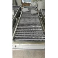 China Mechanical Fine Automatic Bar Screen Wastewater Treatment Solid Liquid Separation on sale
