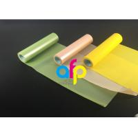 China Non Metallic Plain Color Stamping Foil Paper , Pigment Pearlized BOPP Film wholesale