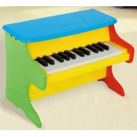 China Colorful Table Baby Toy Wooden Piano wholesale