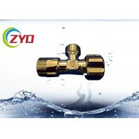 China Chrome Plated Brass Plumbing Valves Hotel Bathroom Toilet Connector Suit wholesale