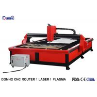 China Industrial Plasma Metal Cutting Machine With Leadshine Stepper Motor And Driver wholesale