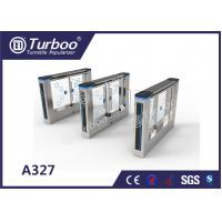 China Access Control Optical Swing Gate Turnstile With Highly Durable Design wholesale