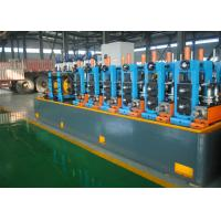 China High Precision Tube Mill / Square And Round SS Tube Mill Machine wholesale
