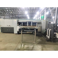 China 180*360Dpi 780㎡/H Corrugated Cardboard Printing Machine CMYK wholesale