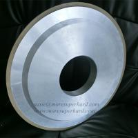 China 14A1 resin bonded diamond grinding wheels for carbide wholesale