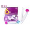 China Newest DRS Dermaroller 6 In 1 Derma Roller Kit Dr Pen Microneedling wholesale