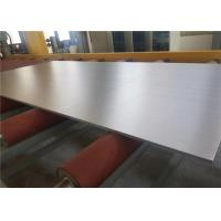 China Customized Size Aluminum Alloy Plate For Automotive Aerospace Marine on sale