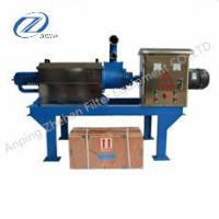 China High Output Pig Cattle Dung Dewatering Machine Solid Liquid Separator on sale