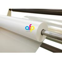 Quality Matte Thermal Lamination Film , Multiple Extrusion Transparent Roll Laminating for sale