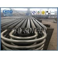 China Sprial Double H Finned Tube Heat Exchanger Energy Saving For Boiler Parts wholesale
