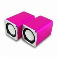 China Small Strong USB-powered Speaker for Laptops, with 40Ω Effective Power wholesale