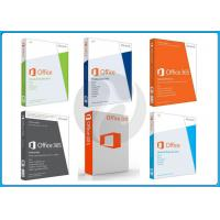 China International Microsoft Office Plus 2013 Product Key COA Sticker Full Version wholesale