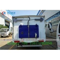 China Dongfeng 9m3/9cbm/9000litres mobile street sweeper Road Cleaning Sweeper Truck wholesale