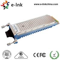 China XENPAK 10GBASE LR SC SFP Fiber Optic Transceiver Module , SFP Bidirectional Transceiver wholesale