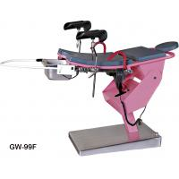 China Electric parturition Surgical Operating Table , gynaecological examination table wholesale