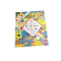 China Offset Hardcover Book Printing , Children'S Picture Books A4 / A5 / A6 Size wholesale