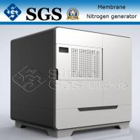 China Stainless Steel Membrane Nitrogen Generator System 5-5000 Nm3/h Capacity wholesale