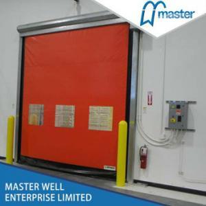 China High speed self-repairing door/ good quality fast door auto repairing door wholesale