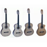 China Full Size Rosewood Fingerboard Cutaway Wood Classical Guitar Maple Neck CG3922KR wholesale