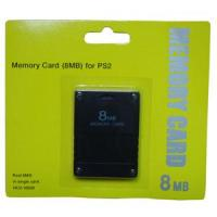 China Memory Card for PS2(8MB) wholesale
