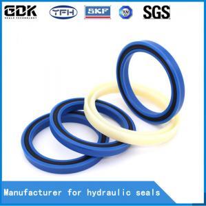 China Excavator Hydraulic Cylinder Piston Rod Seal MPS/IDI Oil Seal SKF Rod Seal Pu Seal on sale