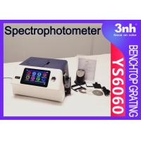 China Laboratory Benchtop Paint Matching Spectrophotometer YS6060 360-780nm Colour difference Meter wholesale