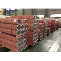 China Large Aluminum Alloy Extrusion Profiles Customizable 10mm - 6000mm Length on sale