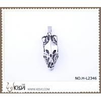 China Hot sell 316 Stainless Steel Death's-Head Pendant H-L2346 wholesale