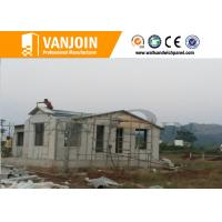 China Waterproof decorative Sandwich Wall Panels building thermal insulation , CE approved wholesale