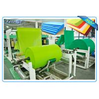 China Full Range Colors Eco-friendly  Polypropylene Spunbond Non Woven Fabric for Different Usages wholesale