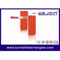 China car parking barrier for parking system and toll station Controlled By Remote Controller wholesale