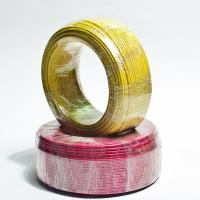 China Copper Conductor PVC Insulated Wires 2.5 Mm Electrical Cable For Building on sale