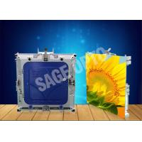 China High Resolution 1r1g1b Inside Led Screen Lightweight Aluminum Cabinet wholesale