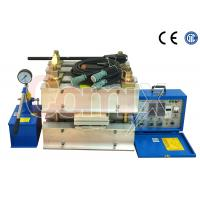 China Cross Beam Vulcanizing Rubber Belt Repair Machine Conveyor Belt Rip wholesale